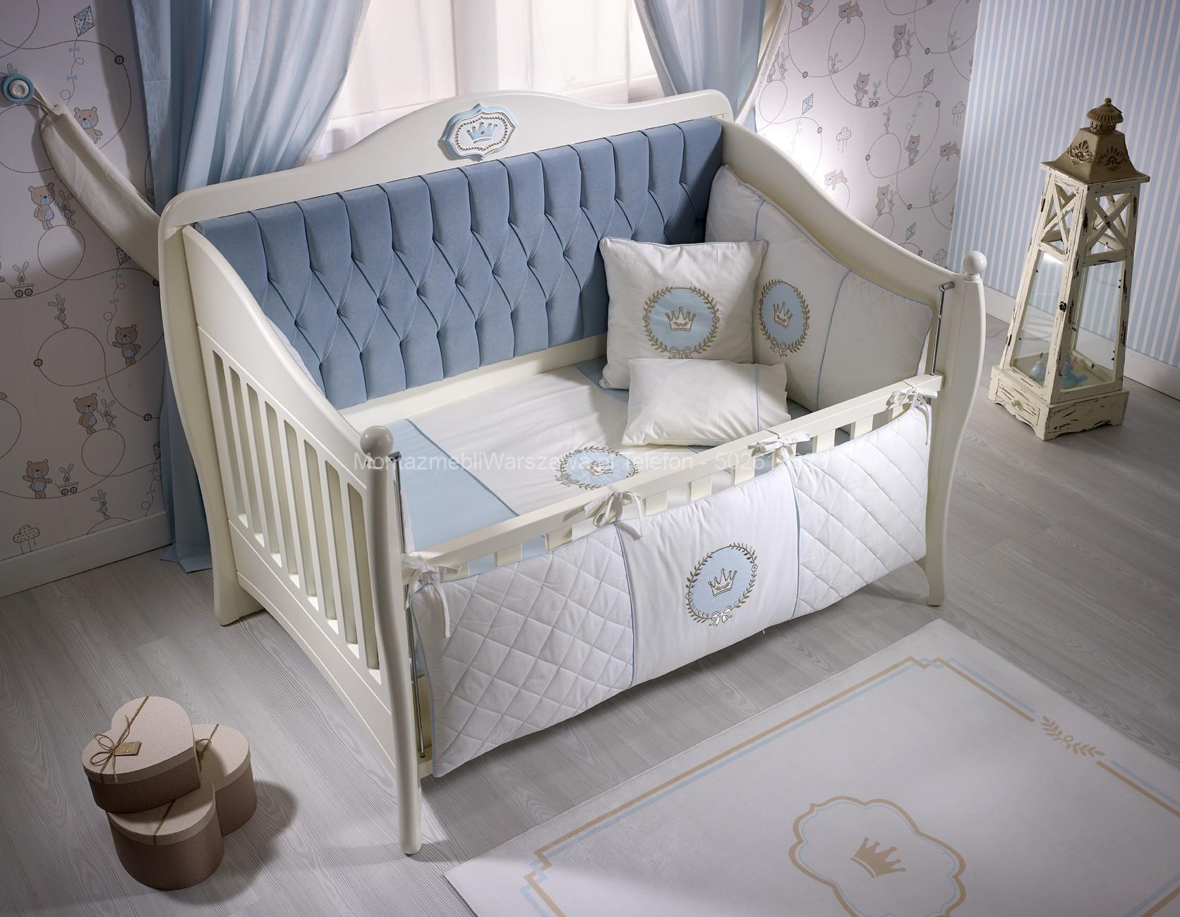 warszawa skręcanie łóżeczek dziecięcych