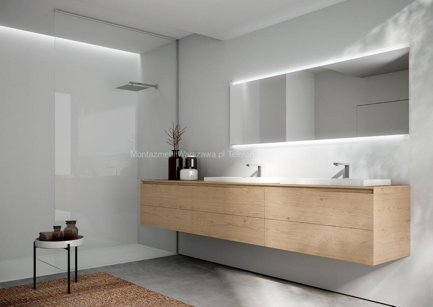 warszawa skręcanie kompletów łazienkowych