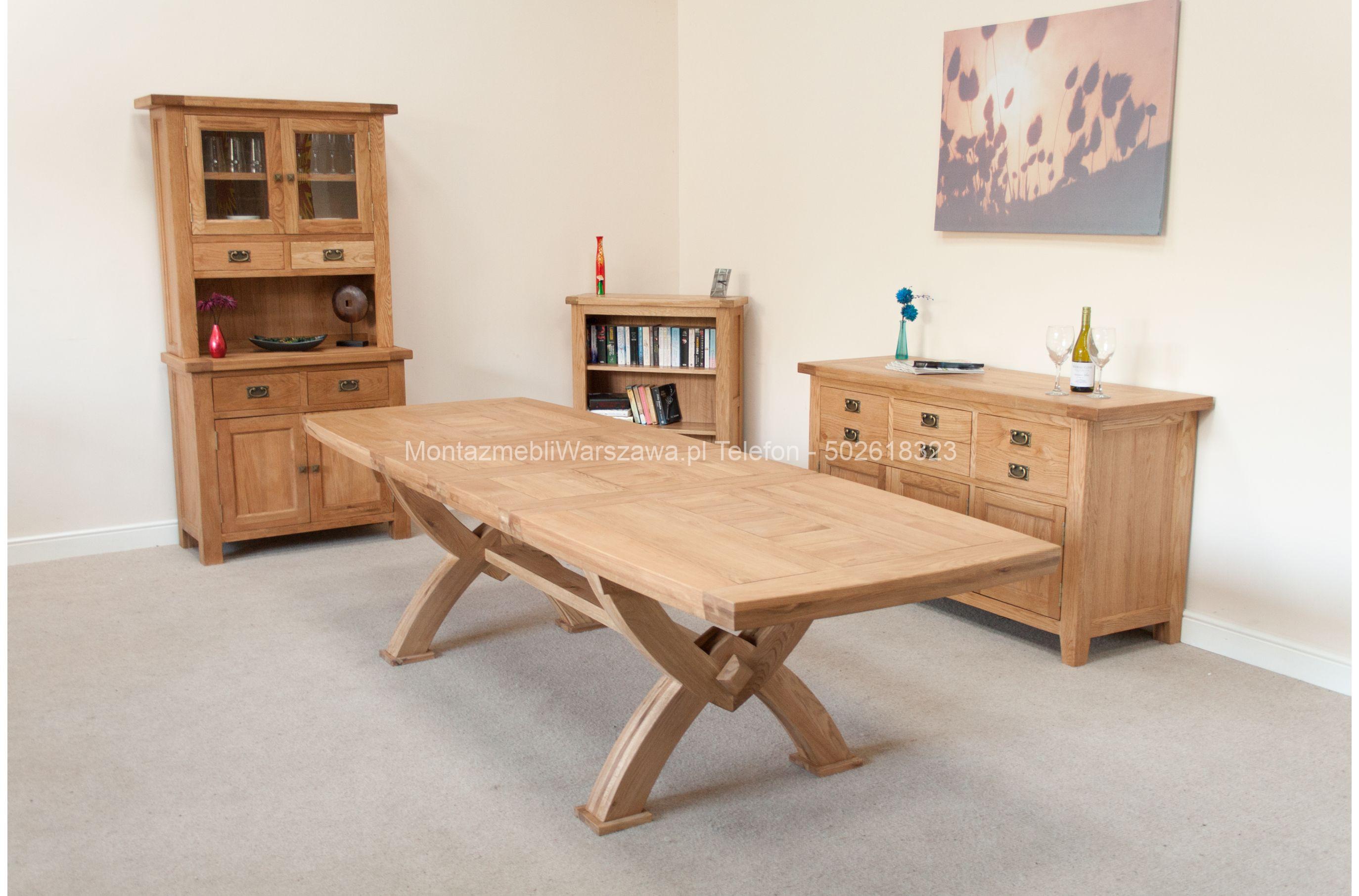 warszawa montaż stołów