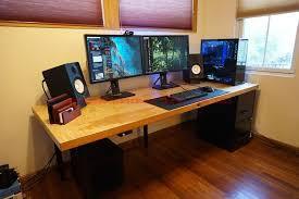 gamingowe biurko